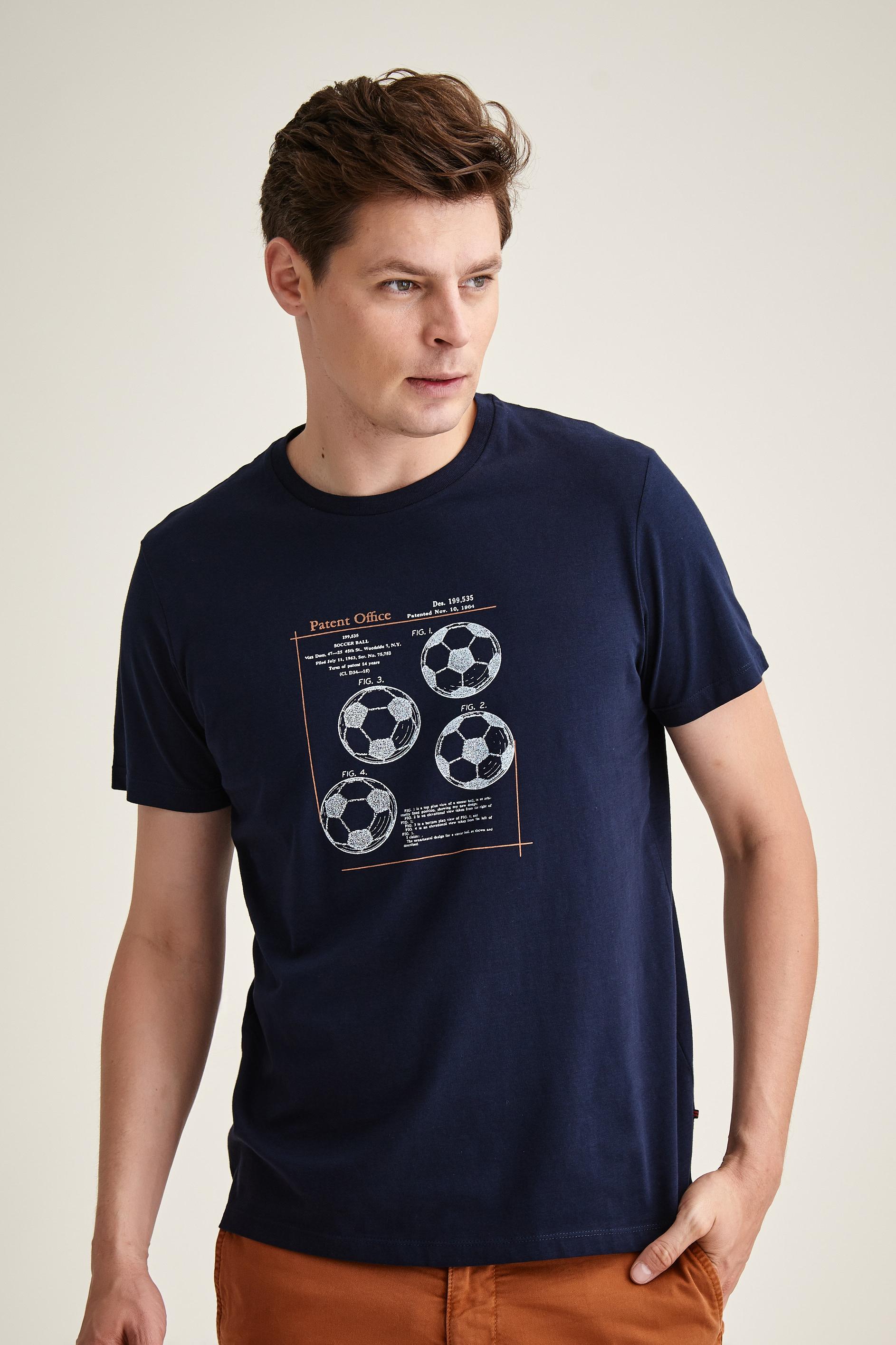 T-shirt męski MIKIN 25