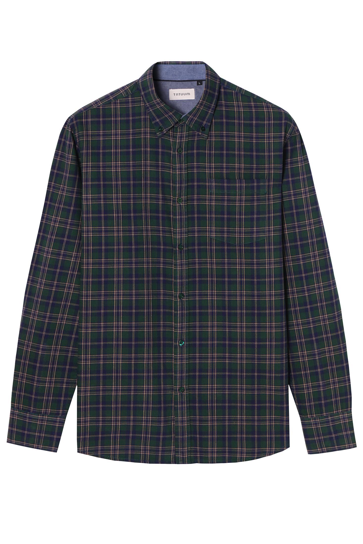 koszula męska długi r. CHARLES 21 CLASSIC